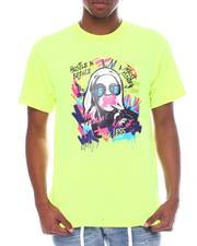 T-Shirts - HUSTLE IN SILENCE TEE-2598084