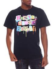 T-Shirts - HUSTLE SLEEP REPEAT TEE-2598123