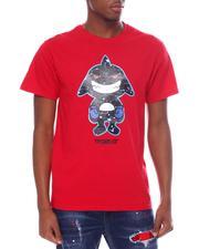T-Shirts - SHARK BOT TEE-2598129