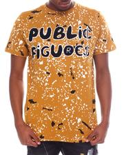 T-Shirts - Public Figure Painted Tee-2598530