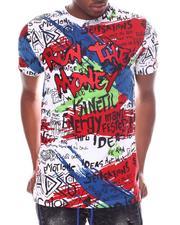 T-Shirts - Run the Money Tee-2598639