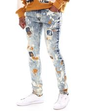 Jeans & Pants - brushstroke jean-2598679