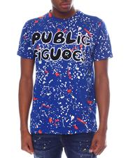 T-Shirts - Public Figure Painted Tee-2598536