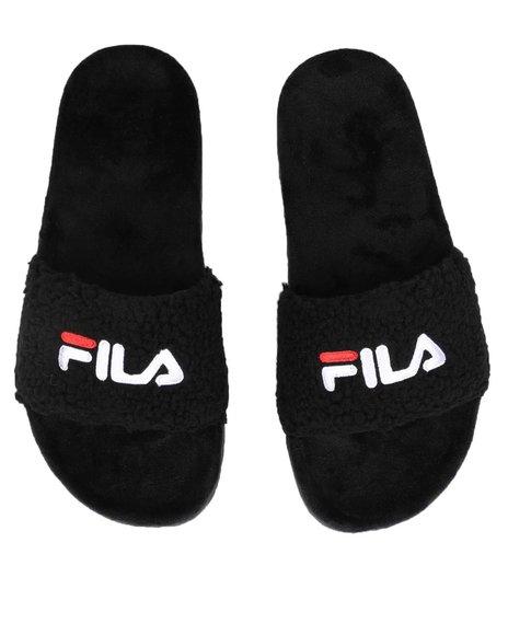 Fila - Fuzzy Slides