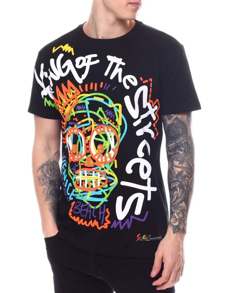 SWITCH - King of the Streets Graffiti Tee