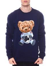Buyers Picks - World BEAR CHENILLE & PRINT Crewneck Sweatshirt-2600236