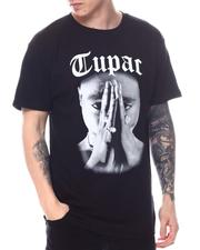 Cross Colours - TUPAC PRAYING HANDS T-SHIRT-2600871