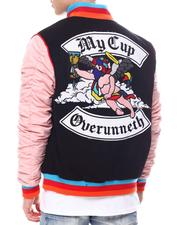 Frost Originals - VARSITY JACKET w Crystal Hit-2599856