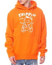 Buyers Picks - Trippin Bear Velour Patch Hoodie-2600947