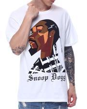 Cross Colours - SNOOP DOGG STENCIL POP ART T-SHIRT-2600847