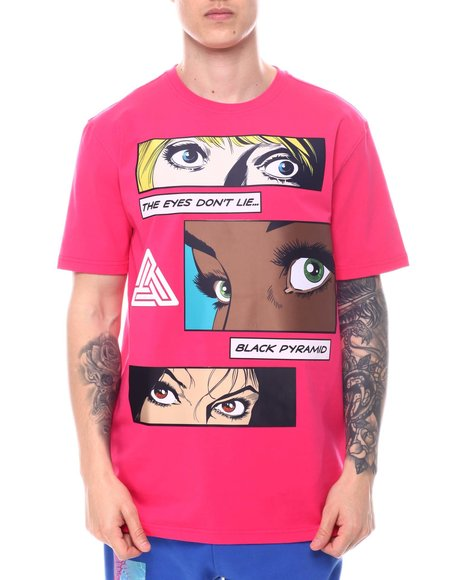 Black Pyramid - The Eyes Don't Lie Tee