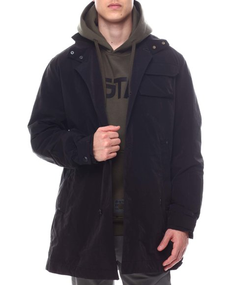 G-STAR - Utility tape trench Jacket