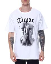 Cross Colours - TUPAC PRAYING HANDS T-SHIRT-2600889