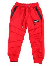 Sweatpants - Legend Interlock Joggers (2T-4T)-2596151