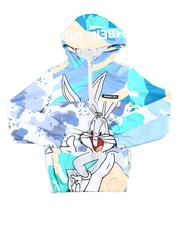 Sizes 8-20 - Big Kids - Looney Tunes Pullover Jacket (8-20)-2596830