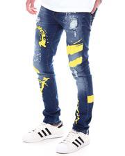 Jeans - Brush Stroke Stretch Jean-2601791