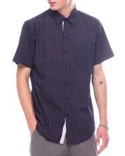 Men - Multicolor Mini Print SS Buttondown shirt-2601470