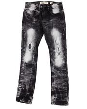 Sizes 8-20 - Big Kids - Wash Out Biker Jeans (8-20)-2596324