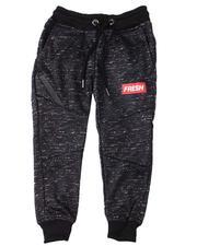 Sweatpants - Fresh Streak Print Fleece Joggers (4-7)-2596374