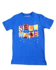 Sizes 8-20 - Big Kids - Self Made Slim Fit Drip Tee (8-20)-2596805