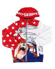 Members Only - Looney Tunes Wind Jacket (4-7)-2597066