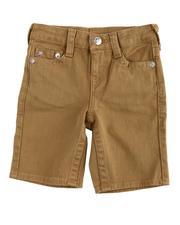 Boys - Twill Shorts (4-7)-2596120