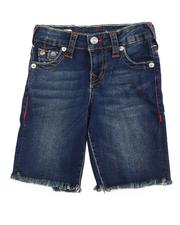 Boys - Slim Single End Shorts (4-7)-2596130
