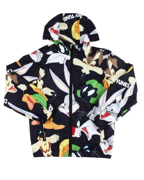 Members Only - Looney Tunes Wind Jacket (8-20)