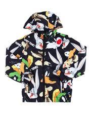 Outerwear - Looney Tunes Wind Jacket (4-7)-2597012