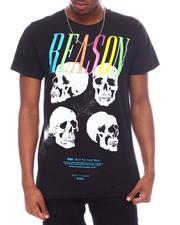 Reason - Faded Skull Tee-2602278