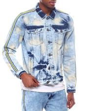 Denim Jackets - Stream Denim Jacket-2602348