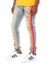 Jeans - magma Stripe Jeans-2602210