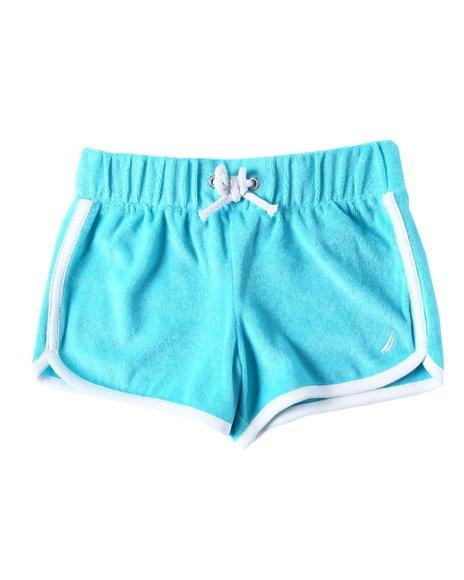Nautica - Loop Terry Dolphin Shorts (7-14)