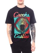 Crooks & Castles - GRECCO BANDITO GRID TEE-2601565