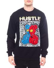 Buyers Picks - Chenille Hustle Teddy Crewneck Sweatshirt-2601577