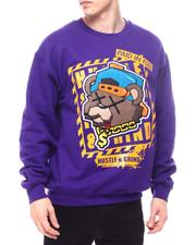 Sweatshirts & Sweaters - Paid in Full Chenille Teddy Sweatshirt-2602866