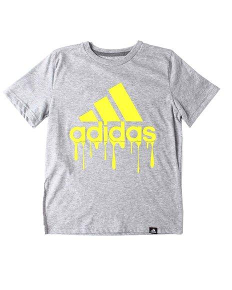 Adidas - Slime BOS Heather Tee (8-20)