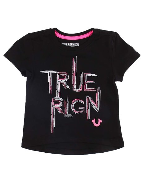 True Religion - Sketched TR Tee (2T-4T)