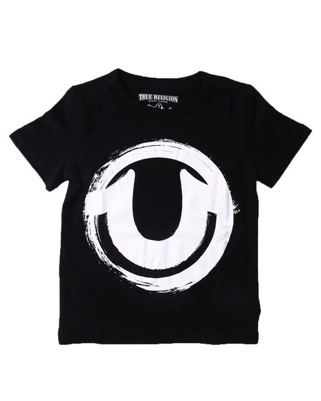 True Religion - Painted HS Tee (4-7)