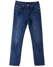 Sizes 8-20 - Big Kids - Rocco Single End Jeans (8-20)-2598850