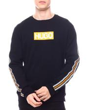 Sweatshirts & Sweaters - Dubeshi Crewneck Logo Sweatshirt-2602772