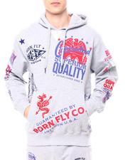 Born Fly - STEEZY HOODY-2602367