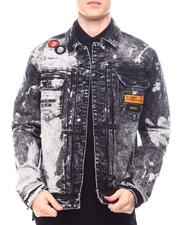 Denim Jackets - FREE DENIM JACKET-2602382