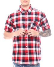 Button-downs - Tri Color BOX Plaid Shirt-2601385