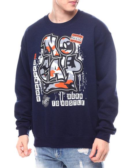 Buyers Picks - No Cap Crewneck Sweatshirt
