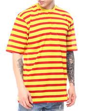 Buyers Picks - Mini Stripe SS Henley-2602614