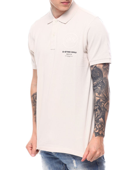 G-STAR - Gs raw graphic slim ss polo