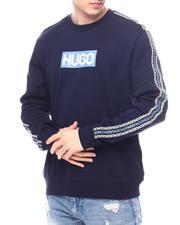 Sweatshirts & Sweaters - Dubeshi Crewneck Logo Sweatshirt-2602762