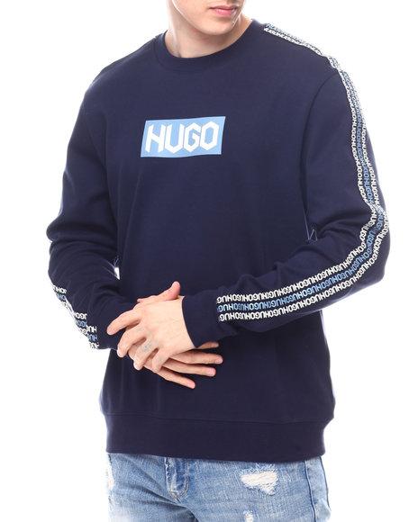 Hugo Boss - Dubeshi Crewneck Logo Sweatshirt