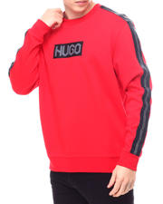Sweatshirts & Sweaters - Dubeshi Crewneck Logo Sweatshirt-2602777